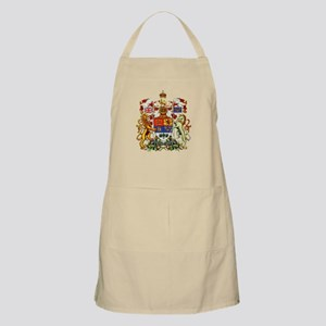 Canadian Royal Coat of Arms Apron