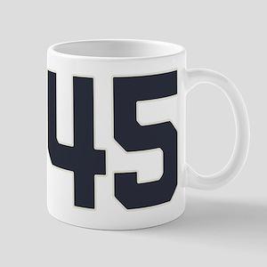 45 45th Birthday 45 Years Old Mug