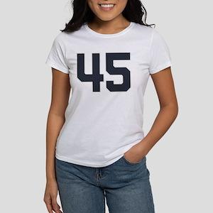 45 45th Birthday 45 Years Old Women's T-Shirt