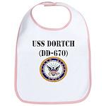 USS DORTCH Bib
