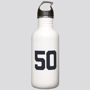 50 50th Birthday 50 Ye Stainless Water Bottle 1.0L