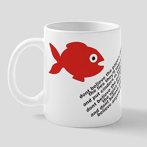 The Fish Of Lies Mug