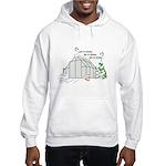 Winter Greenhouse Hooded Sweatshirt