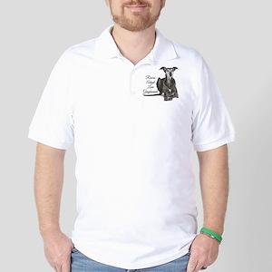 Love Greyhounds Golf Shirt