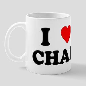 I Love Chad Mug