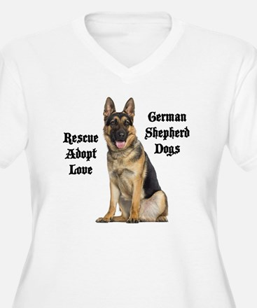 Love GSDs T-Shirt