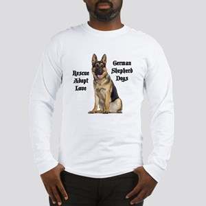 Love GSDs Long Sleeve T-Shirt
