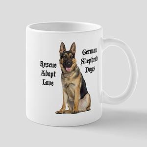 Love GSDs Mug