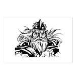 Viking Postcards (Package of 8)