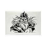 Viking Rectangle Magnet (100 pack)