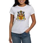 Chanteloup Family Crest Women's T-Shirt