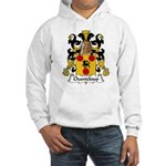 Chanteloup Family Crest Hooded Sweatshirt