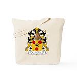 Chanteloup Family Crest Tote Bag