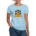 Chanteloup Family Crest Women's Light T-Shirt