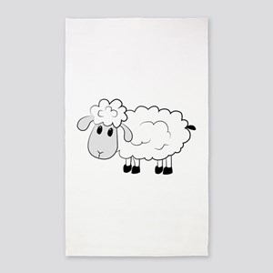 Sheep Area Rug