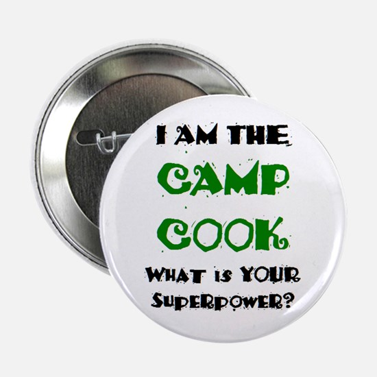 "camp cook 2.25"" Button"