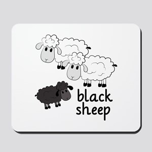 Black Sheep Mousepad