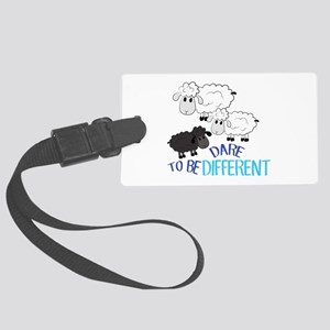 Be Different Luggage Tag