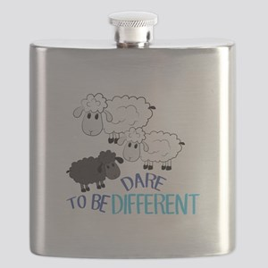 Be Different Flask