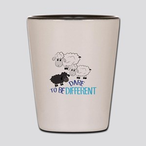 Be Different Shot Glass
