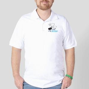 Be Different Golf Shirt