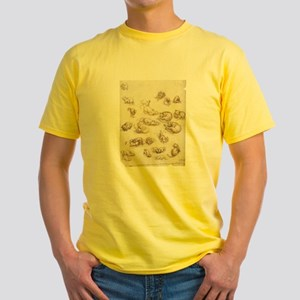 DaVinci Twenty Yellow T-Shirt