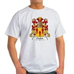 Chabot Family Crest Light T-Shirt