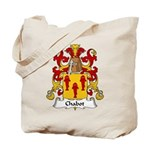 Chabot Family Crest Tote Bag