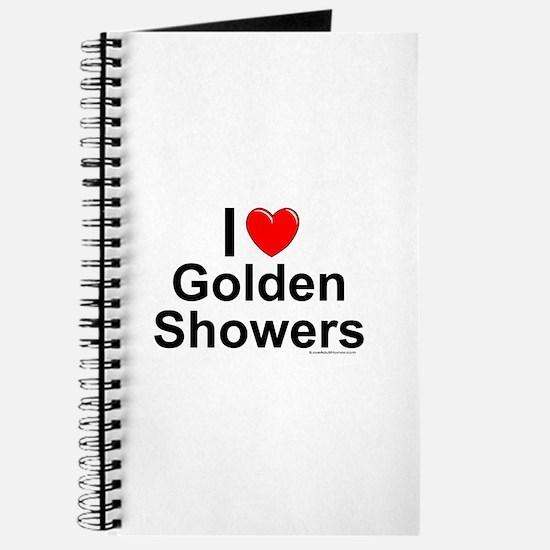 Golden Showers Journal