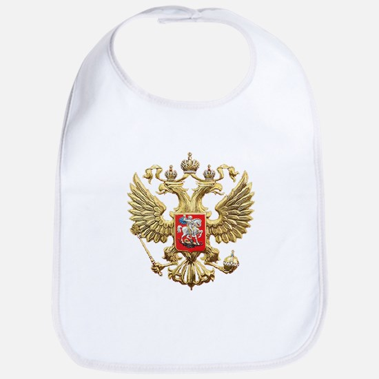 Russian Federation Coat of Arms Bib