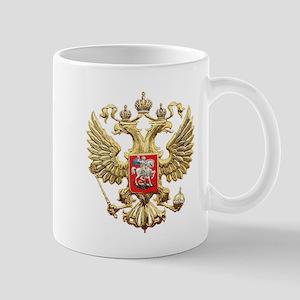 Russian Federation Coat of Arms Mug