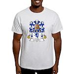 Cavalier Family Crest  Light T-Shirt