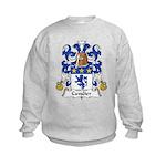Cavalier Family Crest  Kids Sweatshirt