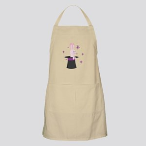Bunny In Hat Apron