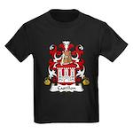 Castillon Family Crest Kids Dark T-Shirt