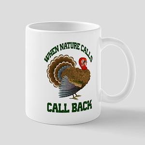Turkey Call Mug