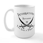 International Talk Like Large Mug