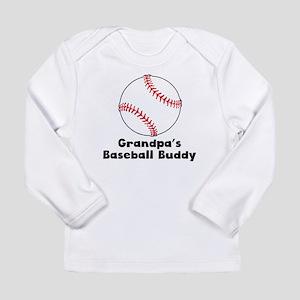 Grandpas Baseball Buddy Long Sleeve T-Shirt
