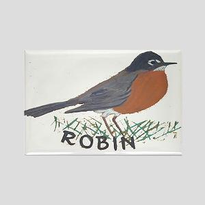 Robin Rectangle Magnet