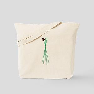 Hat Rack Tote Bag