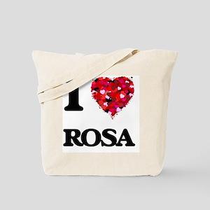 I Love Rosa Tote Bag