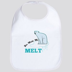 Make Me Melt Bib