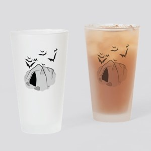 Bat Cave Drinking Glass