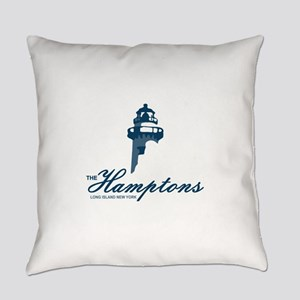 The Hamptons - Long Island. Everyday Pillow