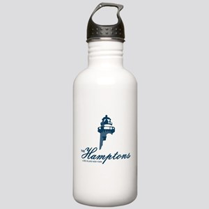 The Hamptons - Long Is Stainless Water Bottle 1.0L