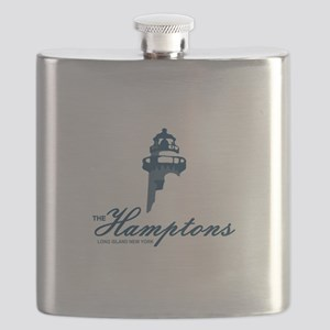 The Hamptons - Long Island. Flask