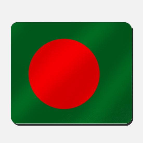 Flag of Bangladesh Mousepad