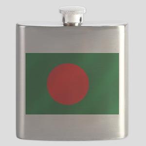 Flag of Bangladesh Flask