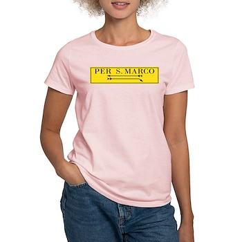 Per San Marco, Venice (IT) Women's Light T-Shirt
