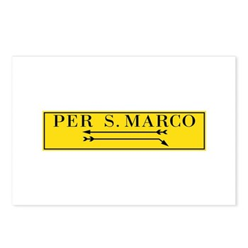Per San Marco, Venice (IT Postcards (Package of 8)